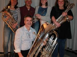 Afbeelding behorende bij Nieuwe voorzitter en bestuursleden voor Muziekvereniging Wilhelmina  