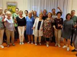 Afbeelding behorende bij Connect Voices | Enthousiasme en plezier in zingen staan voorop