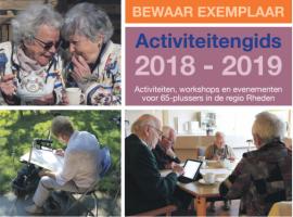 Afbeelding behorende bij Gezocht: activiteiten voor ouderen  