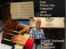 Afbeelding behorende bij Piano en Keyboard les