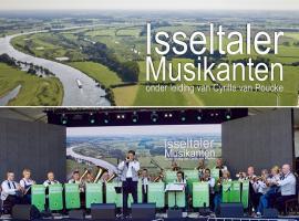 Afbeelding behorende bij Isseltaler Musikanten | Böhmische en Moravische blaasmuziek