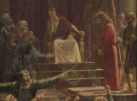Afbeelding behorende bij Zangers gezocht voor Johannes Passion Bach |