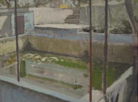 Afbeelding behorende bij Expositie Bij de dokter   Adriaan van Esveld - Schilderijen