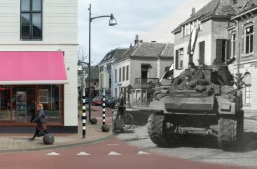 Afbeelding behorende bij Buitenexpositie Velp viert vrijheid op Velps Landgoed  